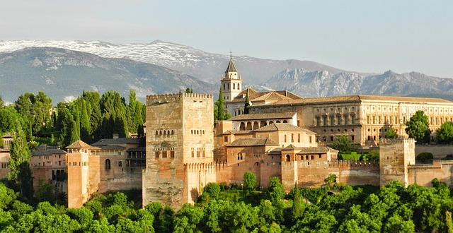 Andalusien runt